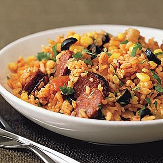 Monday's Leftovers: Red Rice With Chorizo