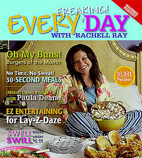 Rachael Ray Parody Hits Shelves Sept. 3