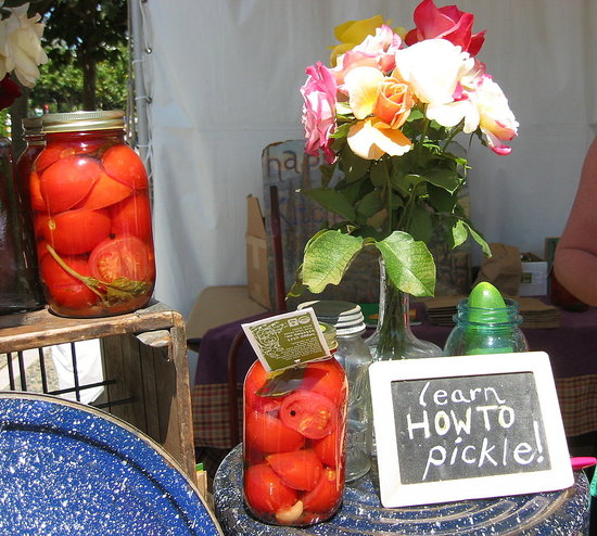 Slow Food Nation Highlights: Marketplace