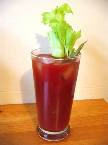 Happy Hour: Bloody Maria