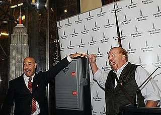 Mario Batali to Light Empire State Building Orange Tonight!