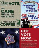 Vote Tomorrow, Score Free Food