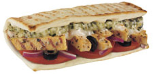 Subway Introduces Flatbread Sandwiches