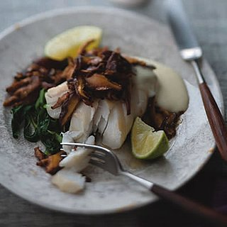 Monday's Leftovers: Roasted Cod With Sesame Mushrooms