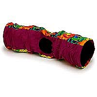 Super Pet Crinkle Tunnel ($15)