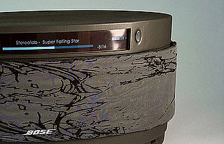 Chocolate Bose Concept Sound System