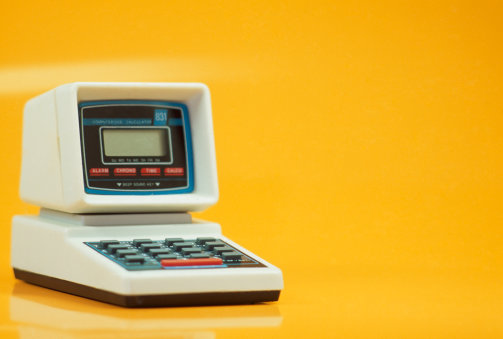 Vintage Geek Gadget Roundup