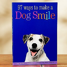 97 Ways to Make a Dog Smile ($8)