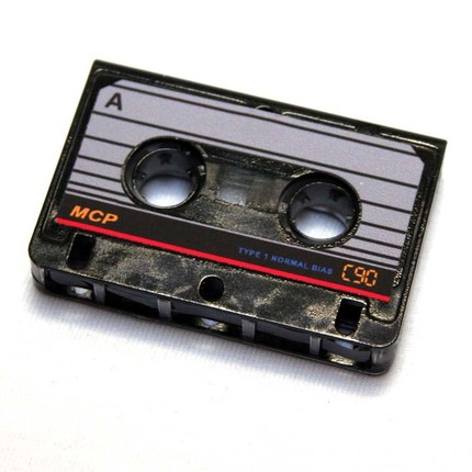 Mix Tape Magnets