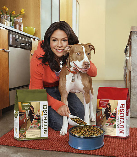 Rachael Ray Rolls Out Dog Food Line