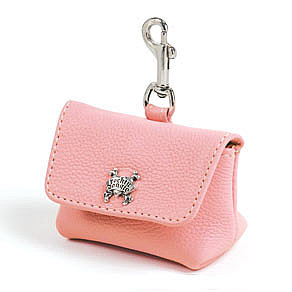 Pink Leash Accessory Bag ($70)