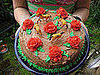 Savory Sight: Beautiful Kentucky Derby Cake