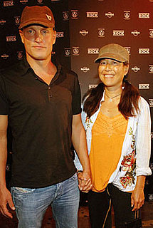 Sugar Bits — Woody Harrelson Marries Longtime Girlfriend