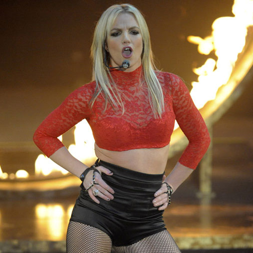 Most Talked About: Britney Spears