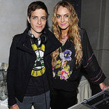 Favorite Celebrity Bloggers: Lindsay Lohan and Samantha Ronson