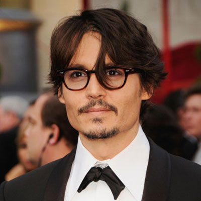 Sexiest Male: Johnny Depp
