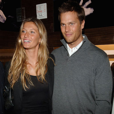Sexiest Couple: Tom Brady and Gisele Bundchen