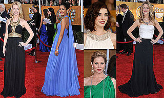 SAG Awards Red Carpet Roundup!