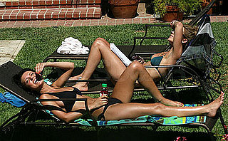 Bikini Photos of Lauren Conrad and Audrina Patridge