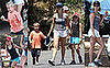 Photos of Reese Witherspoon with Ava and Deacon Hiking in LA