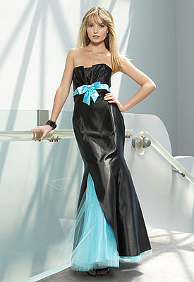 Another bridesmaid gown