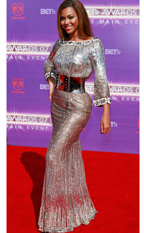 Beyonce Sequin Dress