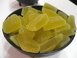 Olive Oil Jellies