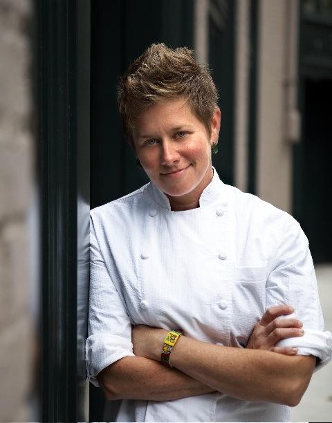 Chef's Jen Biesty's Menu at San Francisco's Scala's Bistro