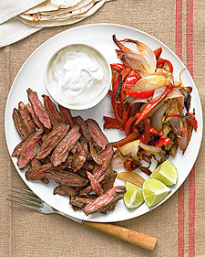 10 Fabulous Fajita Recipes