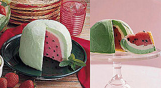 Watermelon Bombe Two Ways — Beginner and Expert