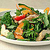 Fast &amp; Easy Dinner: Orange Chicken Salad With Feta