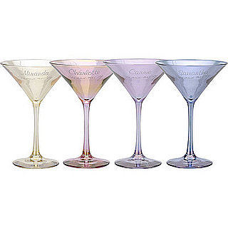 Off to Market: Martini Glasses