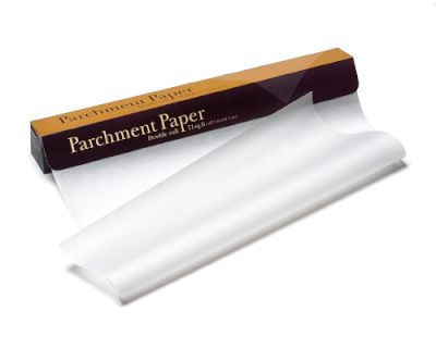 Line the boxes with parchment paper.