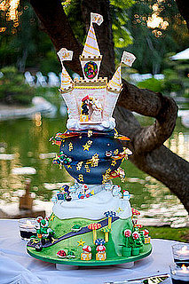Mario Kart Wedding Cake Tops Them All