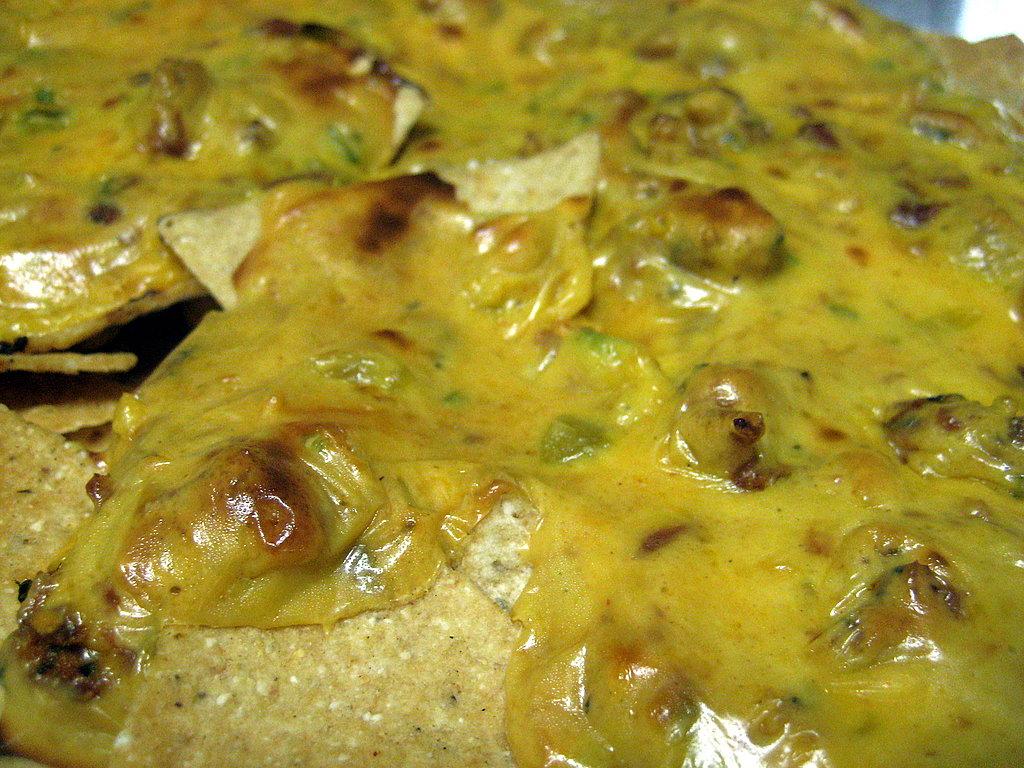 Chili con Queso Nachos