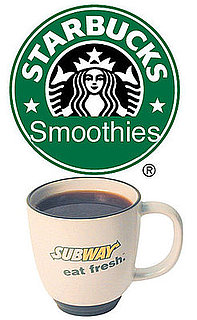 Starbucks to Do Smoothies, Subway to Do Coffee