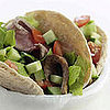 Fast & Easy Dinner: Steak Salad-Stuffed Pockets