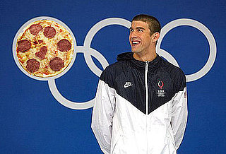 Michael Phelps Dishes on His Unusual Eating Habits