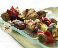 Fast & Easy Dinner: Fish Kabobs