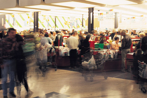 Do You Prefer to Shop at Large or Small Supermarkets?