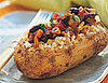 Fast & Easy Dinner: Baked Potatoes With Spicy Vegetable Stew