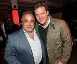 Chef Tyler Florence and event planner, Lee Schrager.