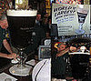 Meet the World's Largest Irish Coffee