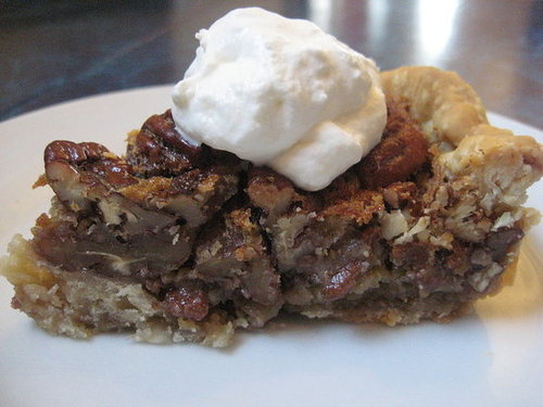 Thanksgiving Dessert That's Easy As (Pecan) Pie