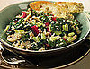 Fast &amp; Easy Dinner: Bulgur With Leeks and Swiss Chard