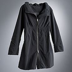 Simply Vera Vera Wang Empire Coat (on sale: $64)