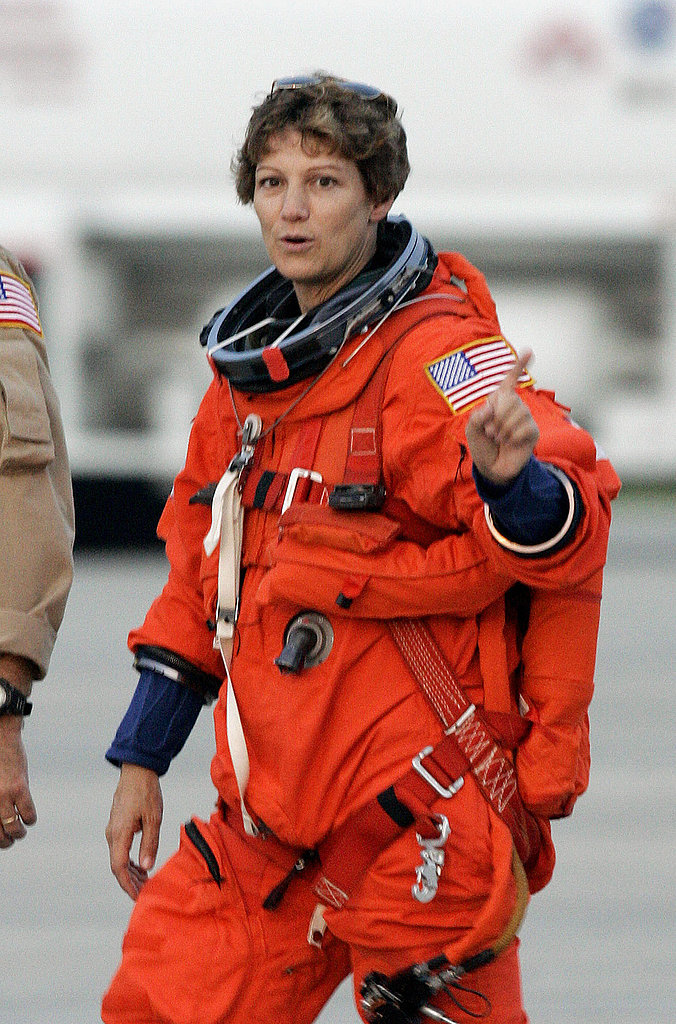 Eileen Collins, Space Shuttle commander