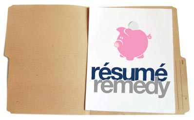 Resume Remedy 2008-05-07 13:01:30