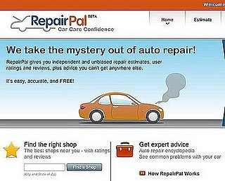 Website of the Day: RepairPal