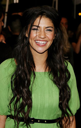 Gossip Girl's Jessica Szohr Discusses Diet and Fitness